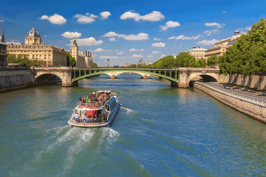 Paris Seine Apartments 15th Arrondissement